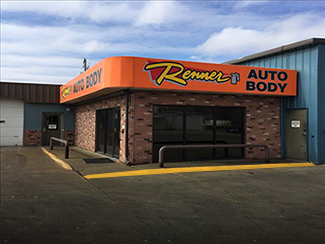Renner Auto Body building photo